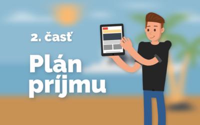 2. Plán príjmu