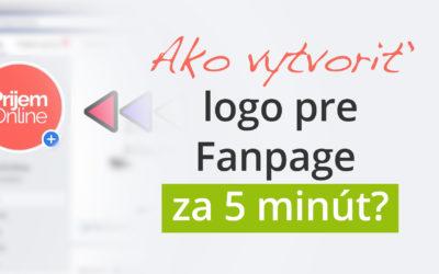Ako vytvoriť logo pre Facebook stránku za 5 minút